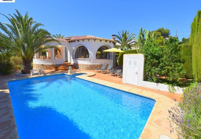 Villa in Javea / Xàbia - Casa Mozart Javea - 5010