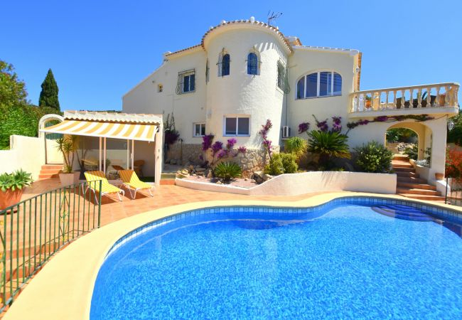 Chalet in Javea / Xàbia - Casa Mirador Javea - 5004