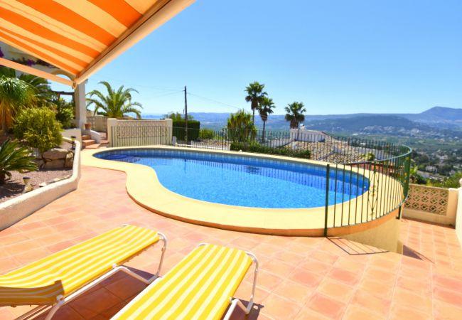 Chalet in Javea - Casa Mirador Javea - 5004