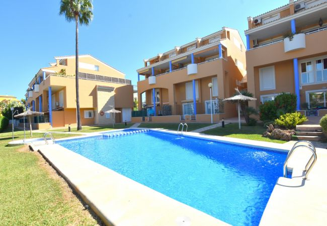 Apartment in Javea / Xàbia - Apartamento Menorca Javea - 5002