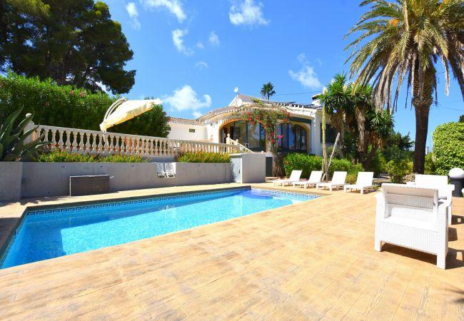 Chalet in Javea / Xàbia - Casa La Jolla Javea - 5041