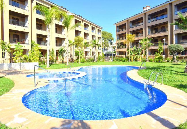 Apartment in Javea / Xàbia - Apartamento Brisas del Arenal - 5052