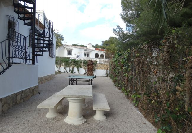 Villa en Javea / Xàbia - Debussy