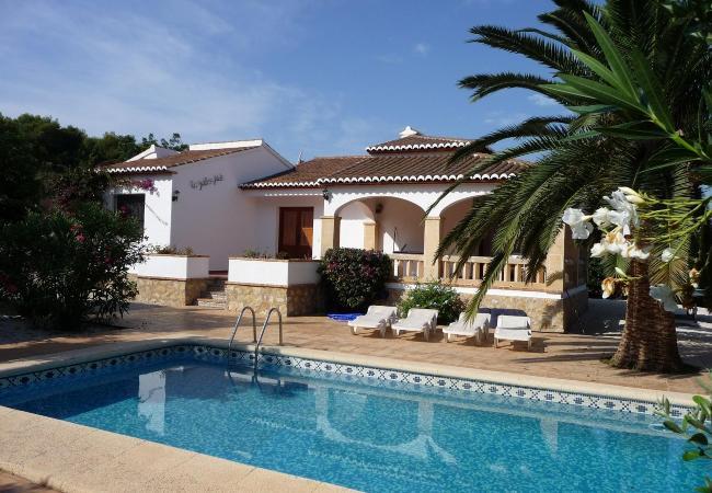 Villa en Javea / Xàbia - villaazul