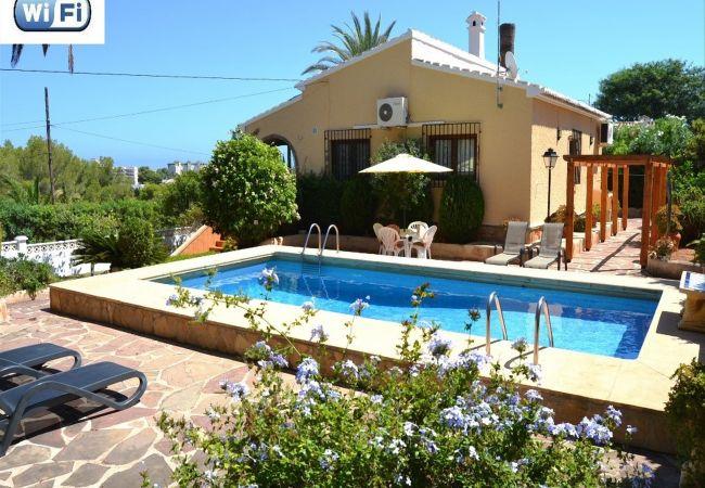 Chalet à Javea / Xàbia - Casa Orquidea Javea - 5068