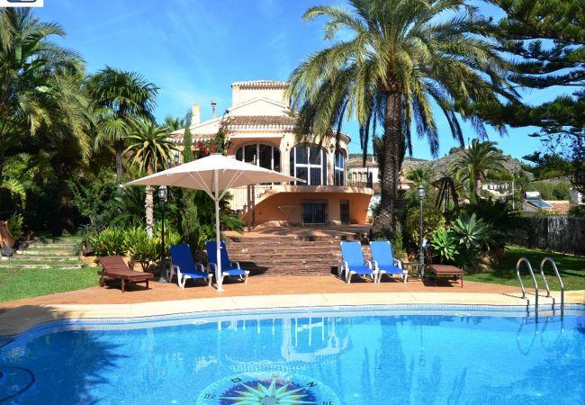 Chalet à Javea / Xàbia - Casa Almendra Javea - 5087