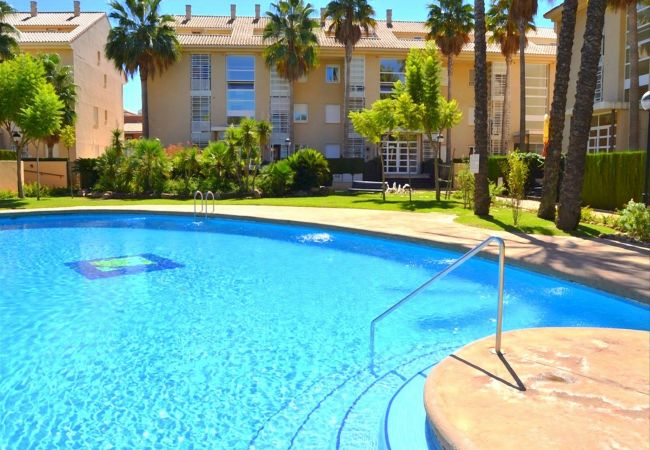 Appartement à Javea / Xàbia - Apartamento Golden Beach Javea - 5017