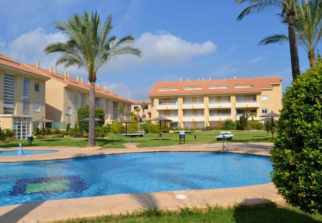 Appartement à Javea / Xàbia - Apartamento Golden Beach II Javea - 5022