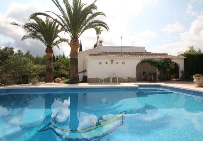 Villa à Javea / Xàbia - Covatelles