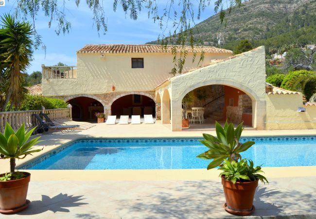 Chalet à Javea / Xàbia - Casa El Trovador Javea - 5095