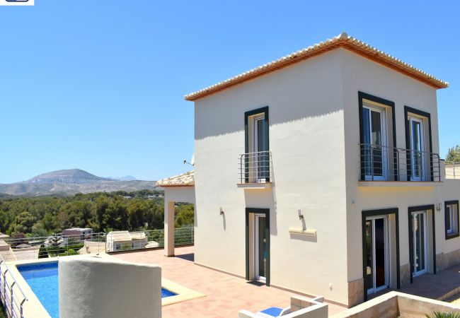 Chalet à Javea / Xàbia - Casa Portichol Javea - 5066