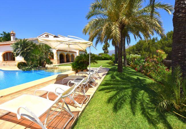 Chalet à Javea / Xàbia - Casa Pollyanna Javea - 5051